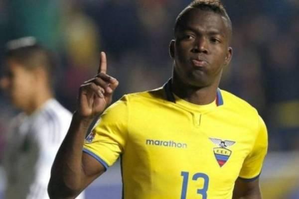 Enner Valencia es el segundo goleador histórico de la Selección de Ecuador