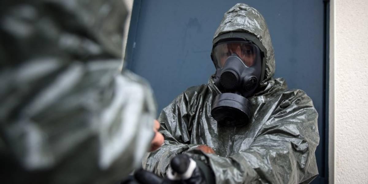EEUU concluye destrucción de municiones químicas en Isla San José