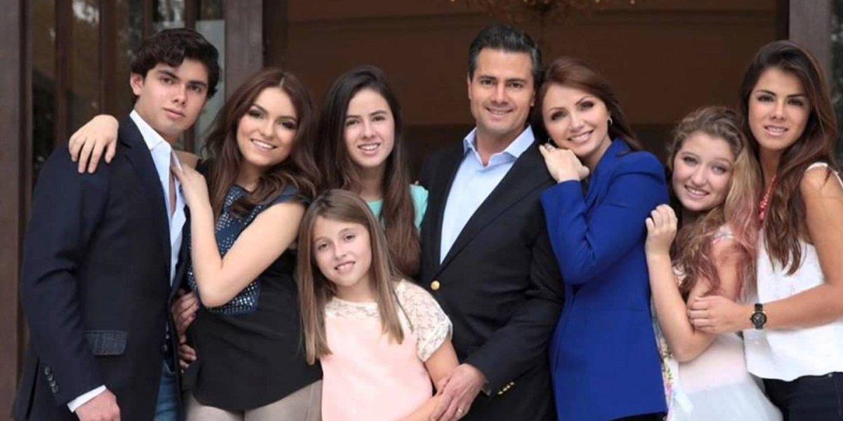 Peña Nieto publica fotos de su hija y las redes revientan en elogios