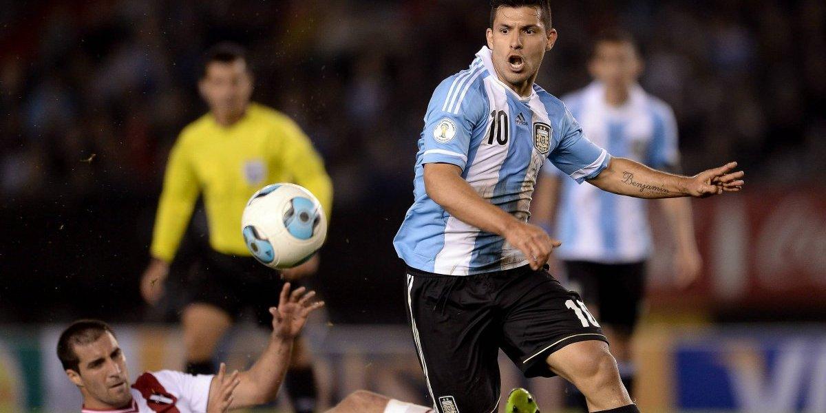 Perú y Argentina se juegan el Campeonato Mundial No Oficial de Fútbol