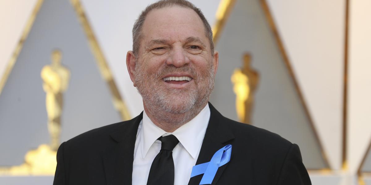 Harvey Weinstein, de padrinho de Tarantino a acusado de assédio sexual