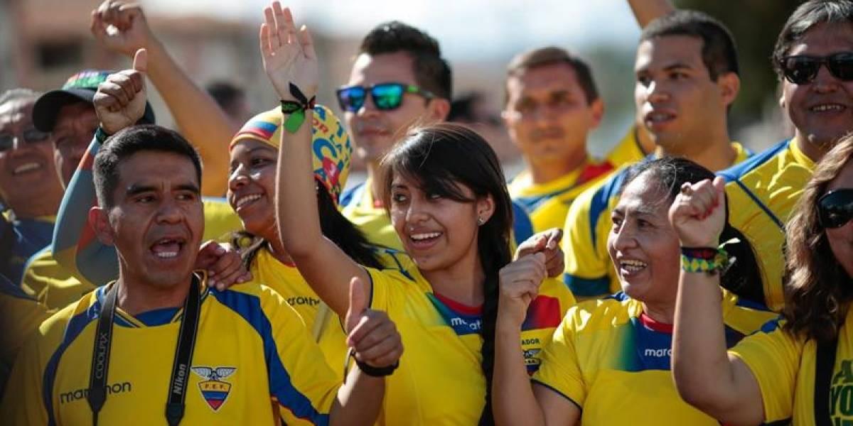 250 personas asistirían a Chile vs Ecuador