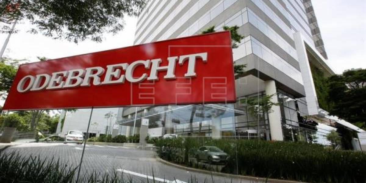 Perito cambió nombre del Vicepresidente por el de 'Lasso' en transcripción de Odebrecht