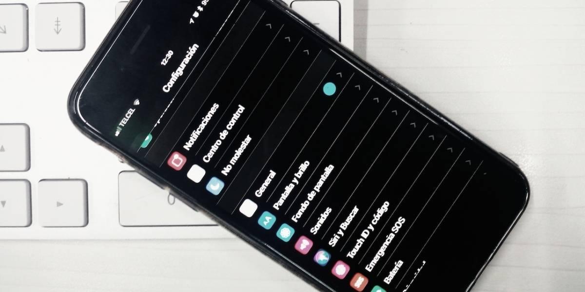 iOS 11 te permite invertir los colores de la pantalla con 'Smart Invert'