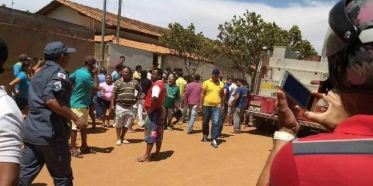 Guardia provoca mortal incendio en guardería de Brasil