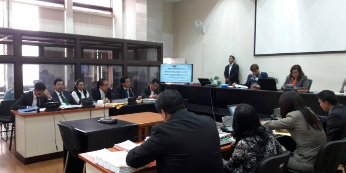 Inicia el juicio en contra la esposa del alcalde del Puerto San José