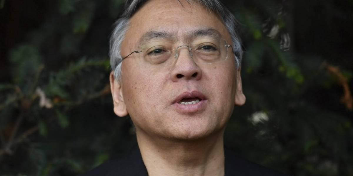 El británico Kazuo Ishiguro gana el Premio Nobel de Literatura