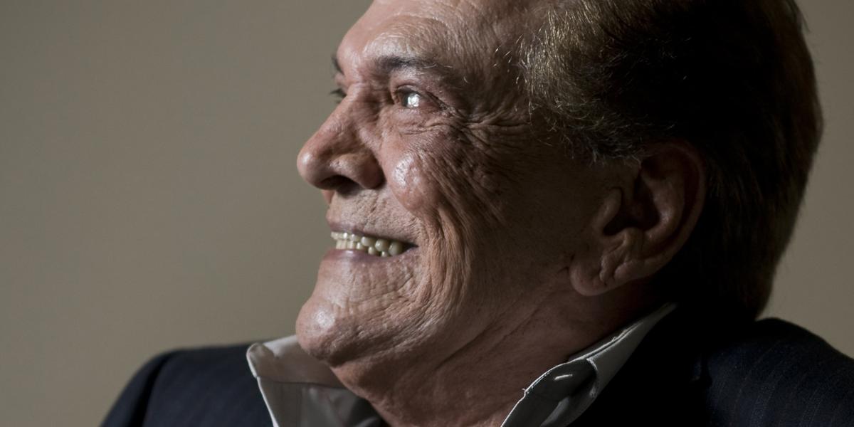 Claudia Rodrigues posta homenagem a Lúcio Mauro: 'Grande mestre'