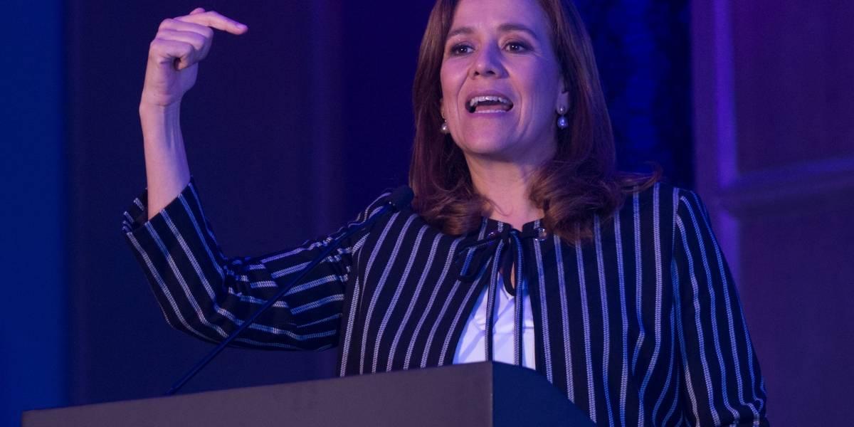 Margarita Zavala alista renuncia al PAN; da conferencia mañana