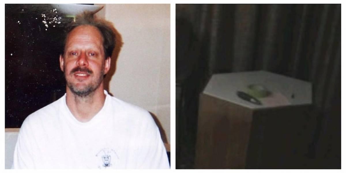 La misteriosa nota que dejó el autor de la matanza en Las Vegas