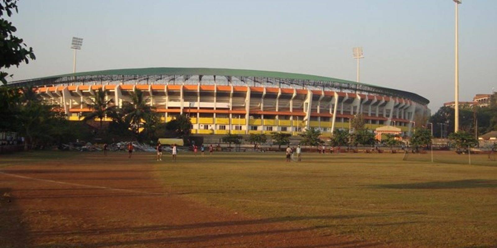 Jawaharlal Nehru Stadium (Margao): Es uno de los tres estadios del Mundial Sub 17 que cambió su nombre para rendir homenaje al primer Primer Ministro de India. Fue inaugurado en 1989 y remodelado en 2014, quedando con una capacidad para 19.000 espectadores, y fue sede del clasificatoria mundialista Sub 17 de Asia.