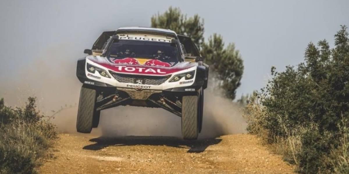 ¿Se va Peugeot del Dakar después de 2018?