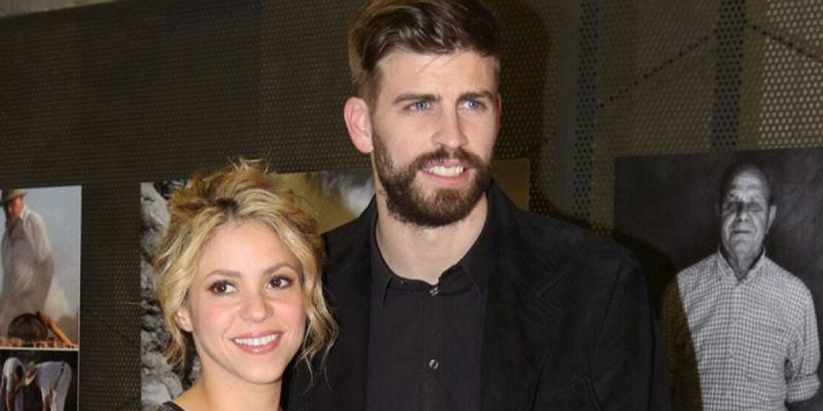 VIDEO: Gerard Piqué prueba que sigue con Shakira