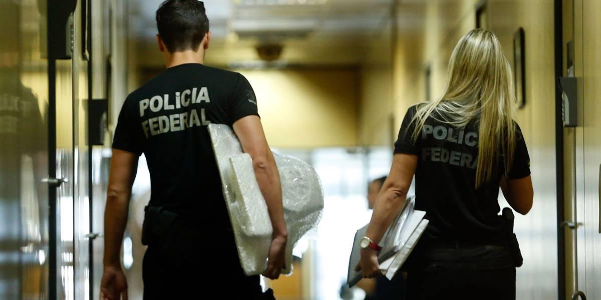 PF faz operação contra narcotráfico internacional e apreende 4 toneladas de cocaína