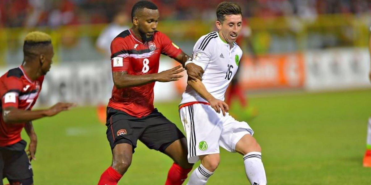 México vs. Trinidad y Tobago, ¿dónde y a qué hora ver el partido?
