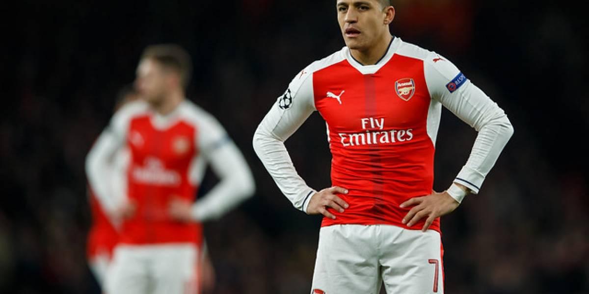 """El nuevo """"plan secreto"""" del PSG: Vender a Cavani y fichar gratis a Alexis en 2018"""