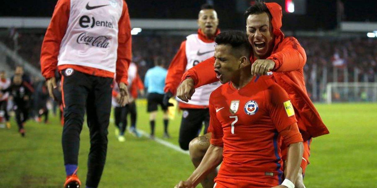Todos mirando: Chile-Ecuador rompió récord y fue el partido más visto de toda la ruta al mundial