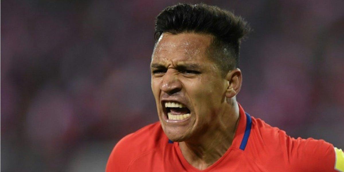 Chile revive las esperanzas de clasificar a la Copa del Mundo