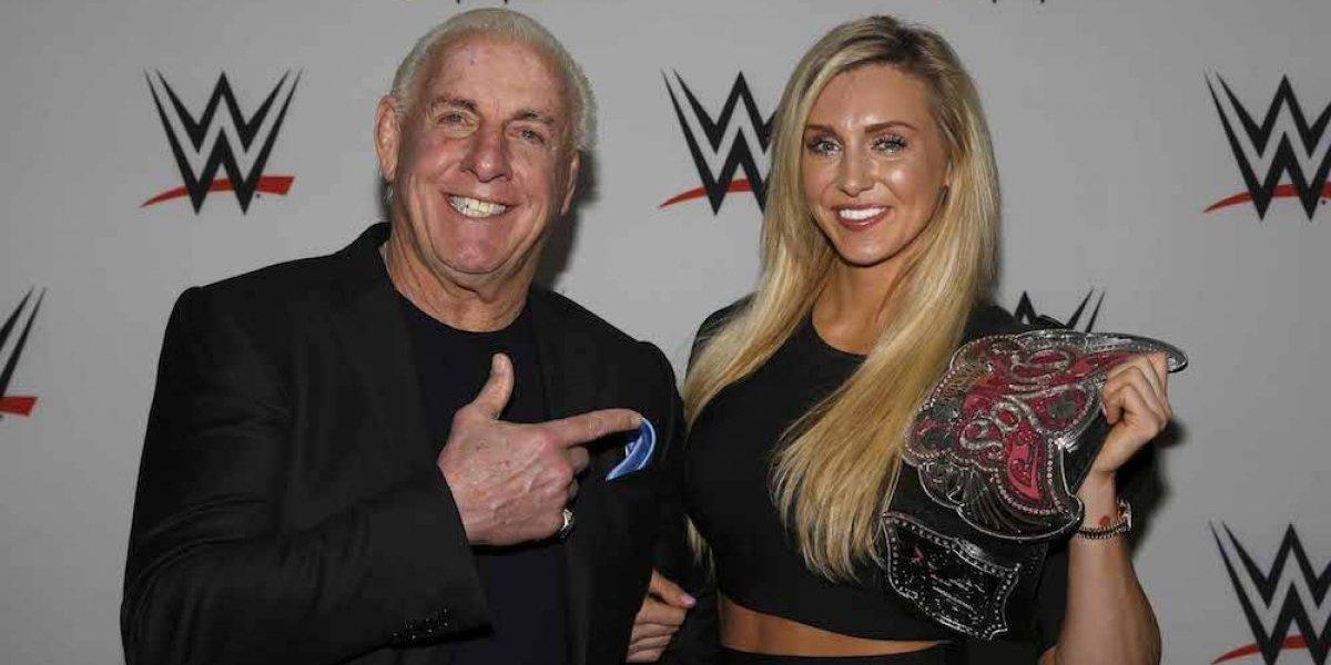 Ric Flair no reconocía a su hija Charlotte después de una cirugía