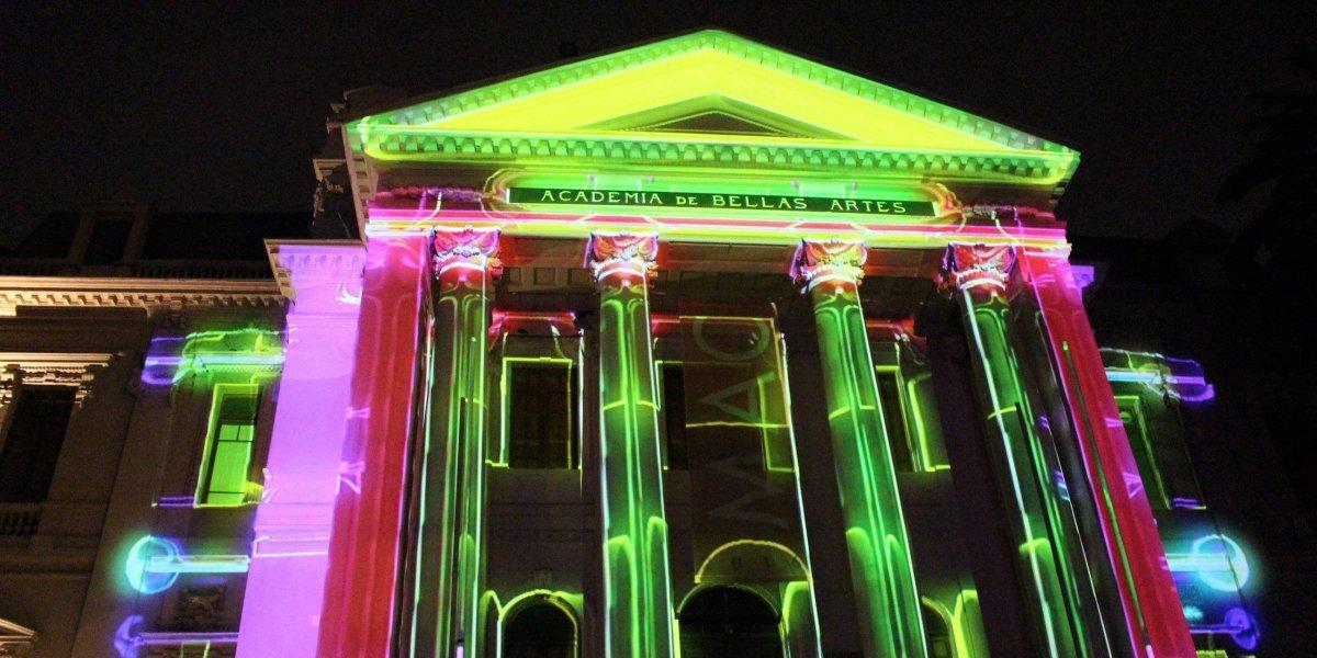Küzefest: el primer festival de luces que debuta en Santiago