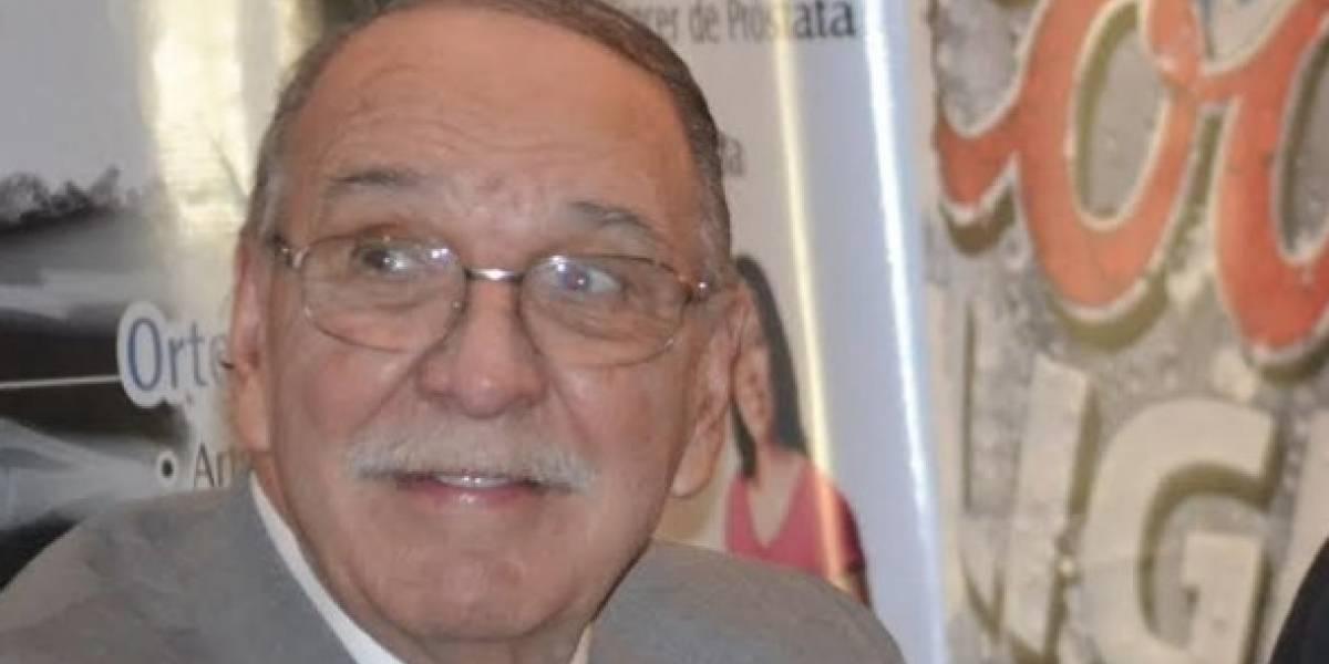 Hospitalizan a expresidente de la Federación de Béisbol