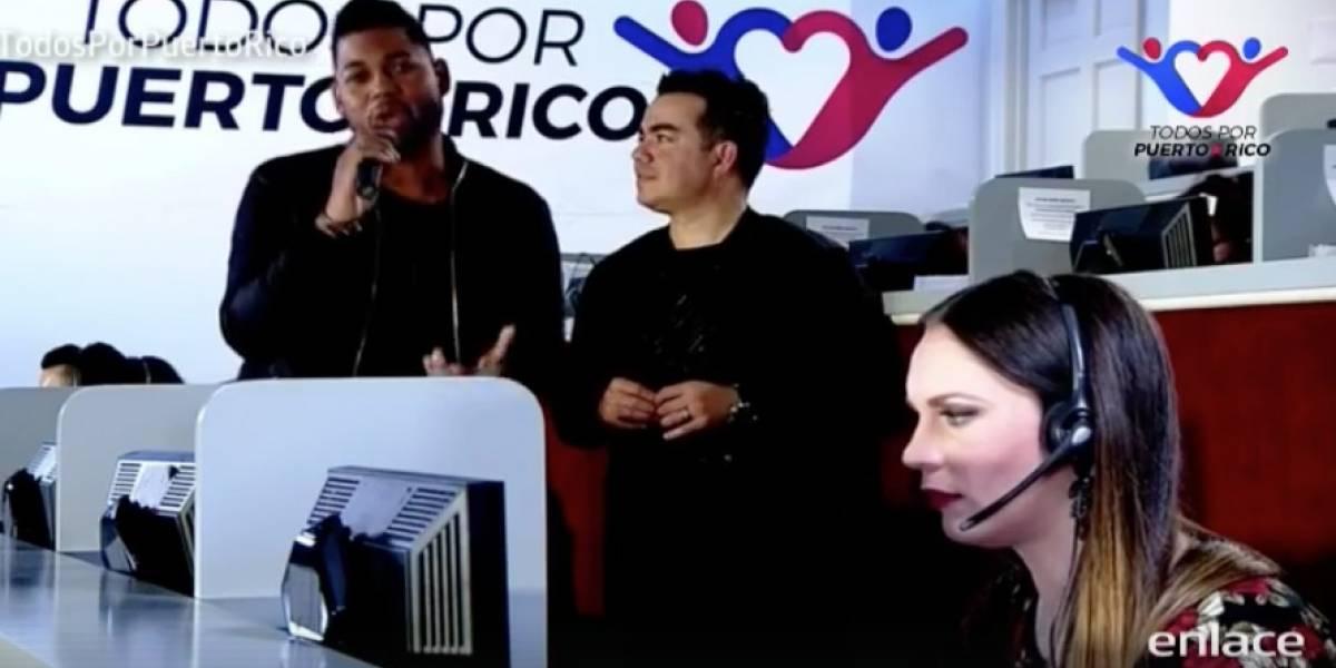 "Cantantes cristianos realizan campaña ""Todos por Puerto Rico"" para ayudar a la isla"
