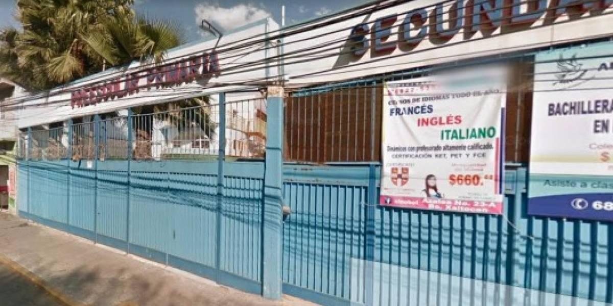 Padres acusan a dueña de escuela por 'maquillar' daños tras sismo