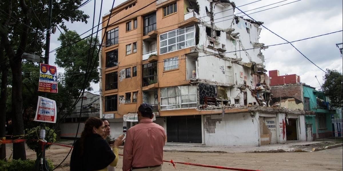 Inquilinos no pagan renta, si el inmueble resultó dañado por sismos