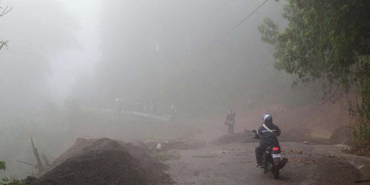Tormenta tropical Nate deja 22 muertos en Centroamérica
