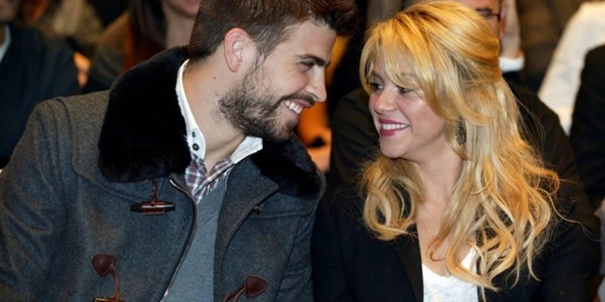 Medios españoles aseguran que Shakira abandonó a Piqué