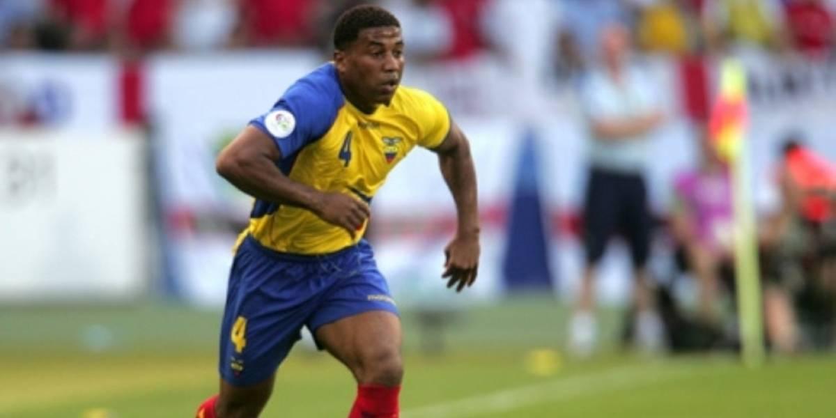 Ulises de la Cruz no quiere a Almada en la Selección de Ecuador