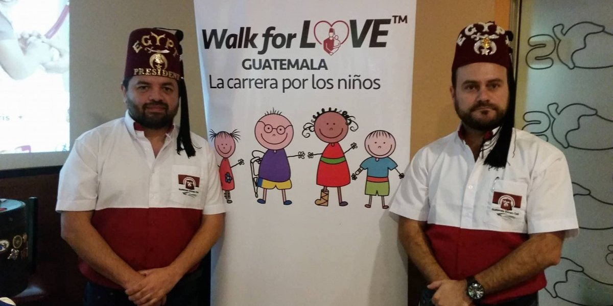 "Anuncian la segunda carrera-caminata ""Walk for Love"""