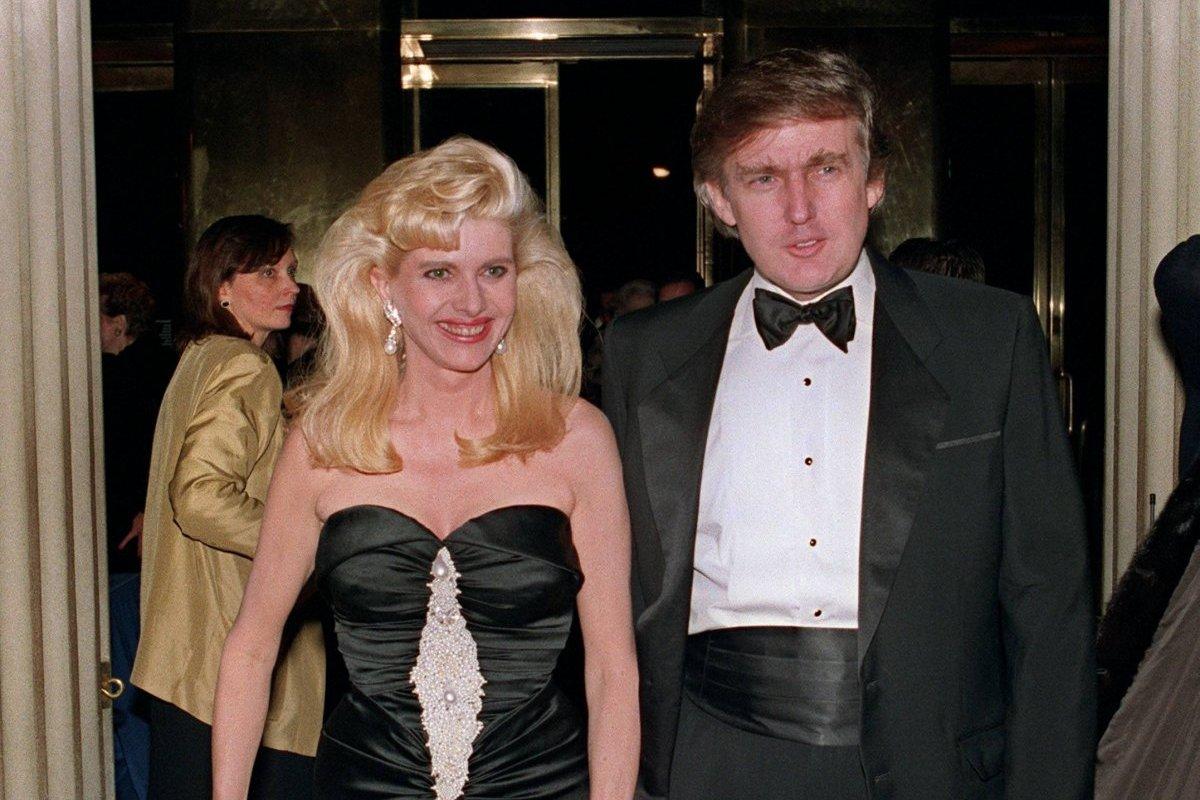Ella es la exmodelo que hizo que Trump llegara al Twitter