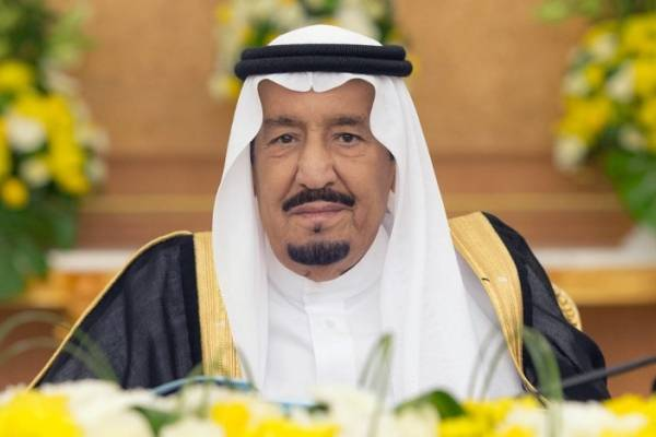 Rey Arabia Saudí