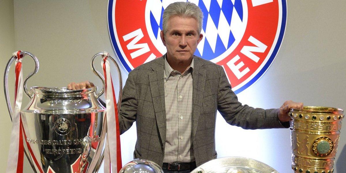 Arturo Vidal será dirigido por un viejo conocido: Jupp Heynckes regresó al Bayern Munich