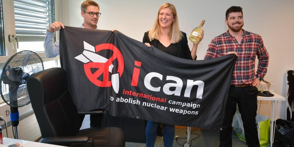 Así es ICAN, la campaña que ganó el Premio Nobel de la Paz