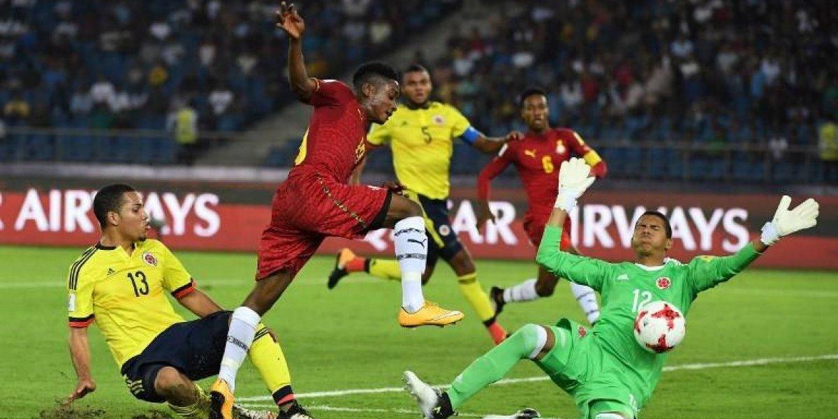 Colombia y Paraguay vivieron las dos caras de la moneda en el Mundial Sub 17