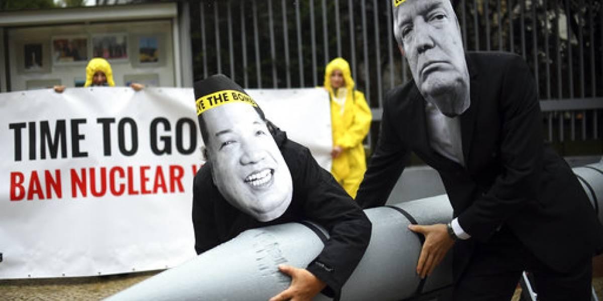 Iniciativa contra armas nucleares gana Nobel de la Paz