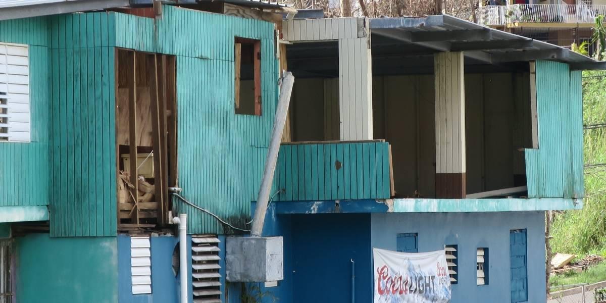 Barranquitas se levanta de María tras perder 1,200 viviendas