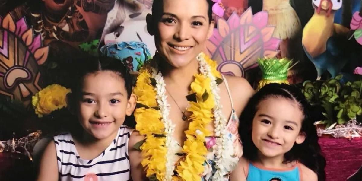 Desaparecen hijas de Karla Luna, acusan a su ex de 'robárselas'