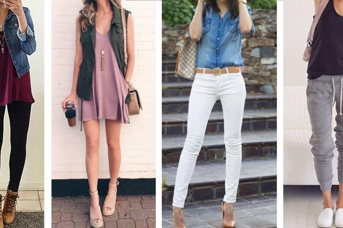 Vestidos casuales para salir a pasear