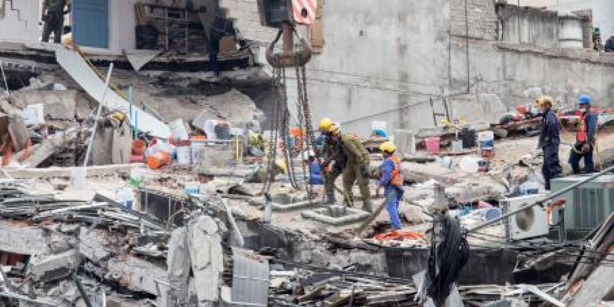 Si mi edificio hubiera colapsado: crónica de una noche en un albergue