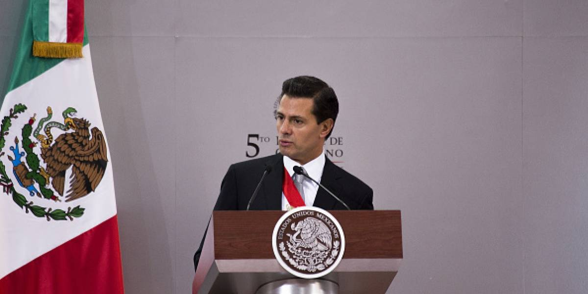 Peña Nieto agradece a Lenín Moreno por ayuda en el terremoto