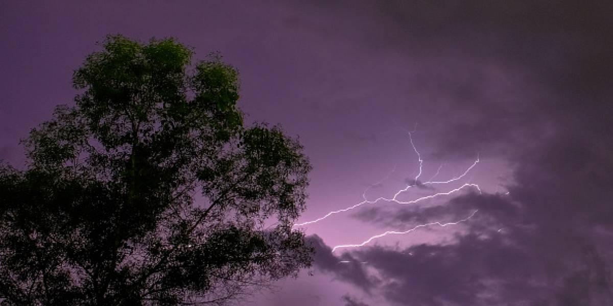 Inamhi advierte qué debes hace en caso de tormenta eléctrica