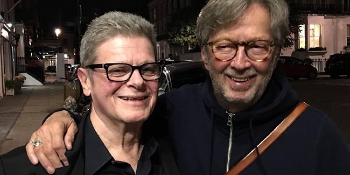 Santaolalla y Clapton en un encuentro insuperable