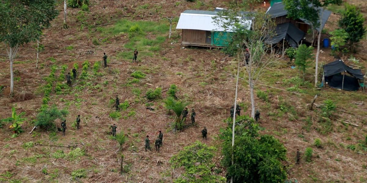 Murió uno de los campesinos heridos en Tumaco
