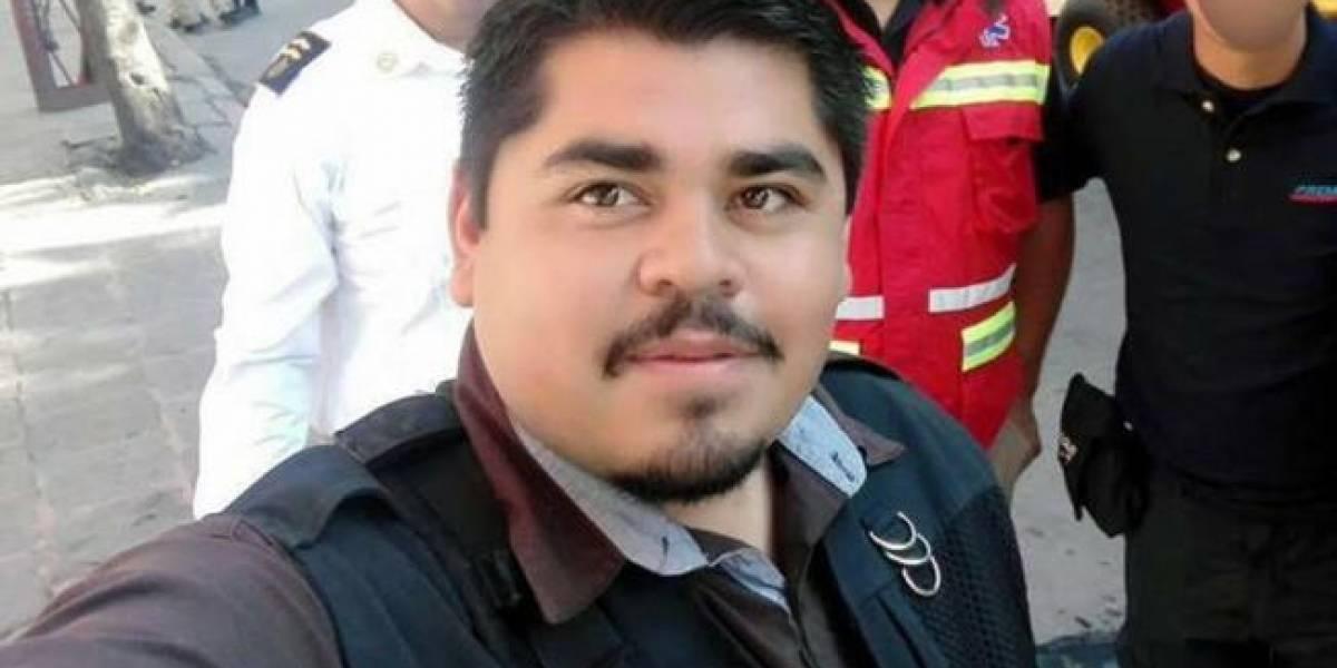 Plagian a reportero gráfico en San Luis Potosí