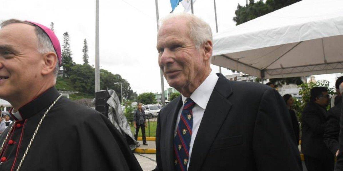 Arzú no comparece personalmente en Tribunales por antejuicio