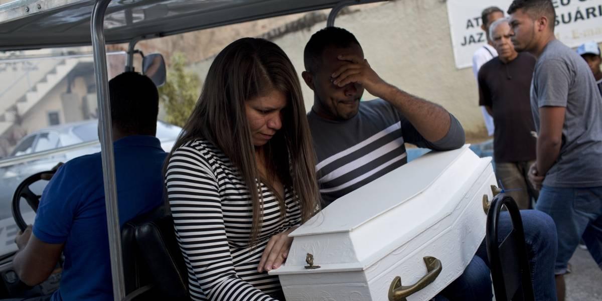 Conserje incendia una guardería con los niños adentro; 4 murieron