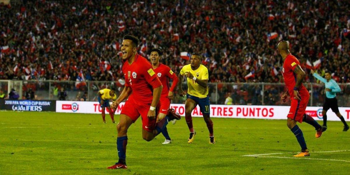 """""""¿Offside o no?, no, gol de Chile"""": relator argentino pasó de la euforia a la tristeza en dos minutos gracias a Alexis"""